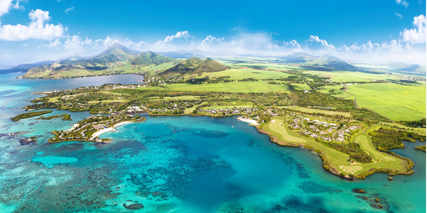 Golf Resorts in Mauritius