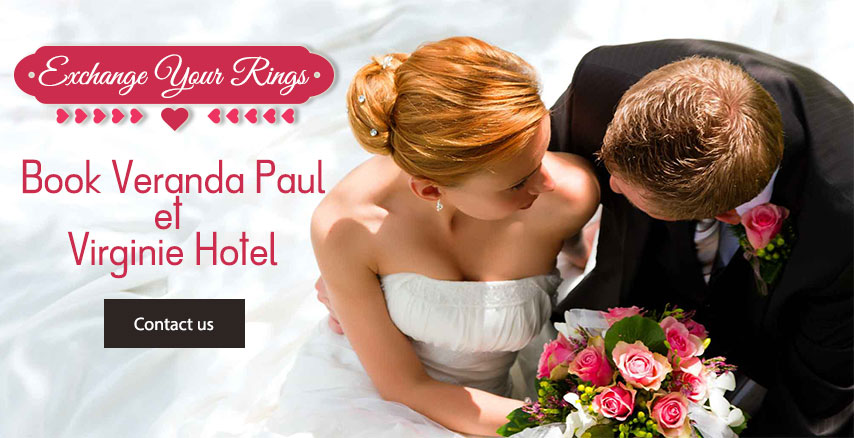Wedding at Veranda Paul et Virginie Hotel & Spa